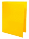 Two Pocket Folder YELLOW