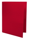 Two Pocket Folder RED