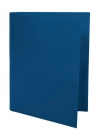 Two Pocket Folder BLUE