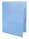Two Pocket Folder LT. BLUE